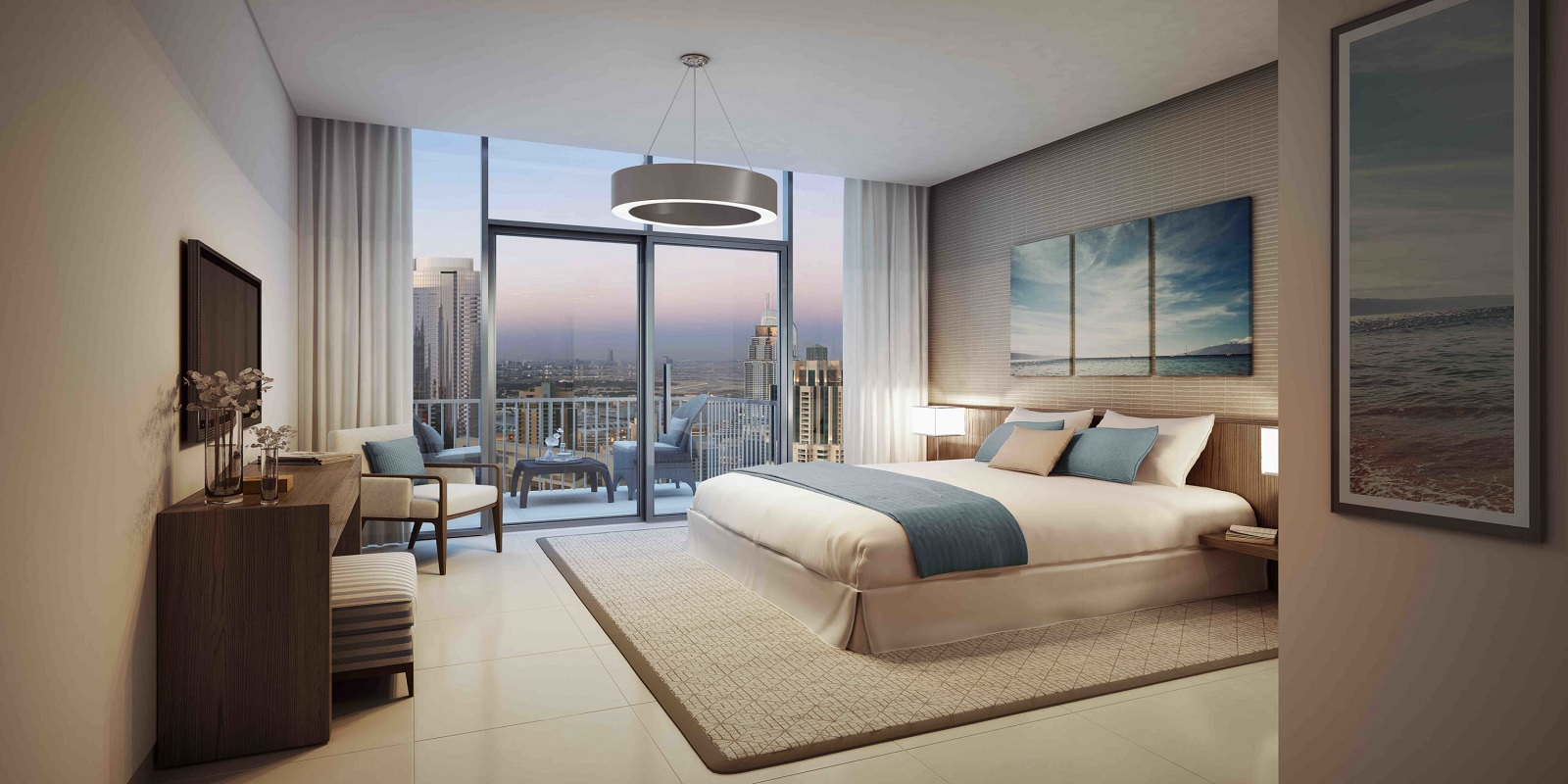 emaar blvd heights project apartment interiors4