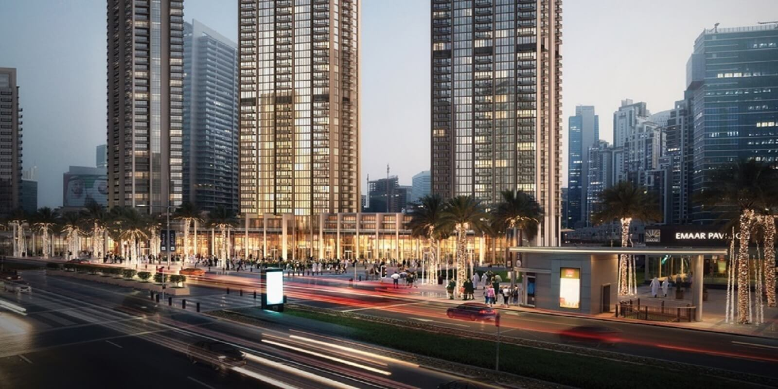 emaar blvd heights project large image2