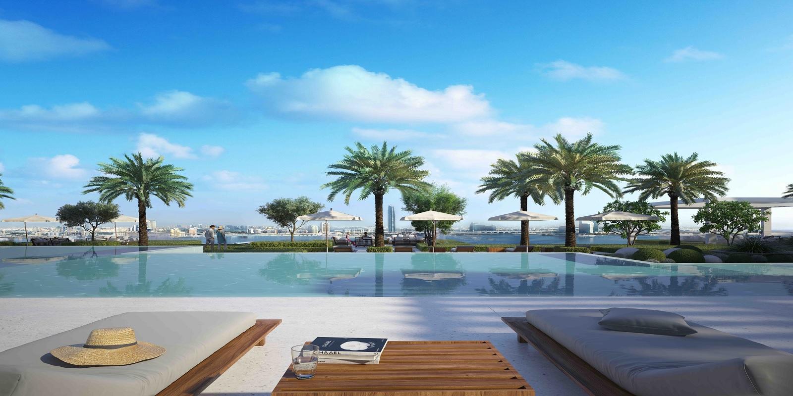 emaar creek edge project amenities features3