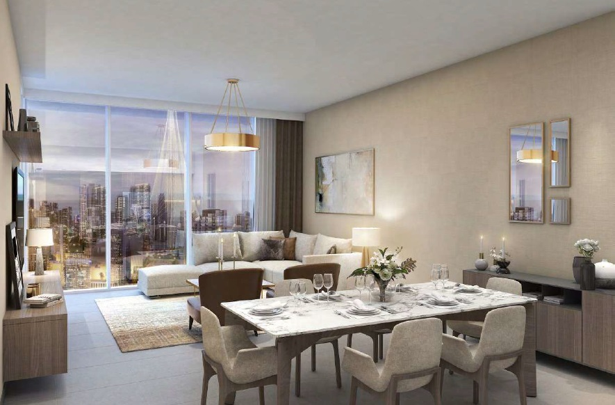 emaar creek gate apartment interiors10