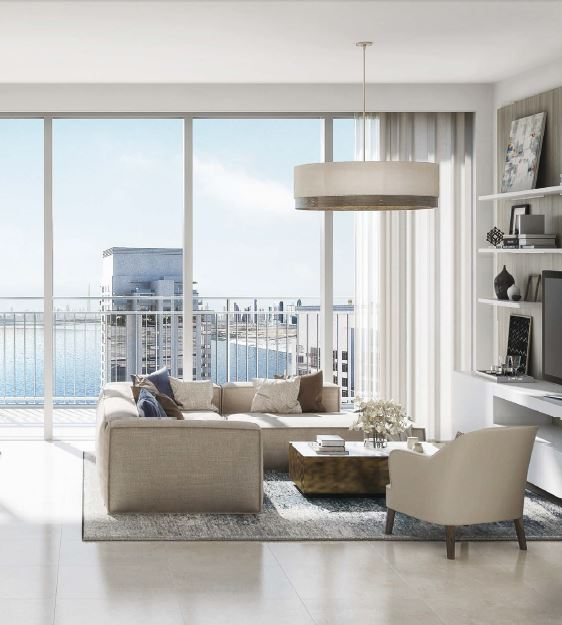 emaar creek horizon apartment interiors12
