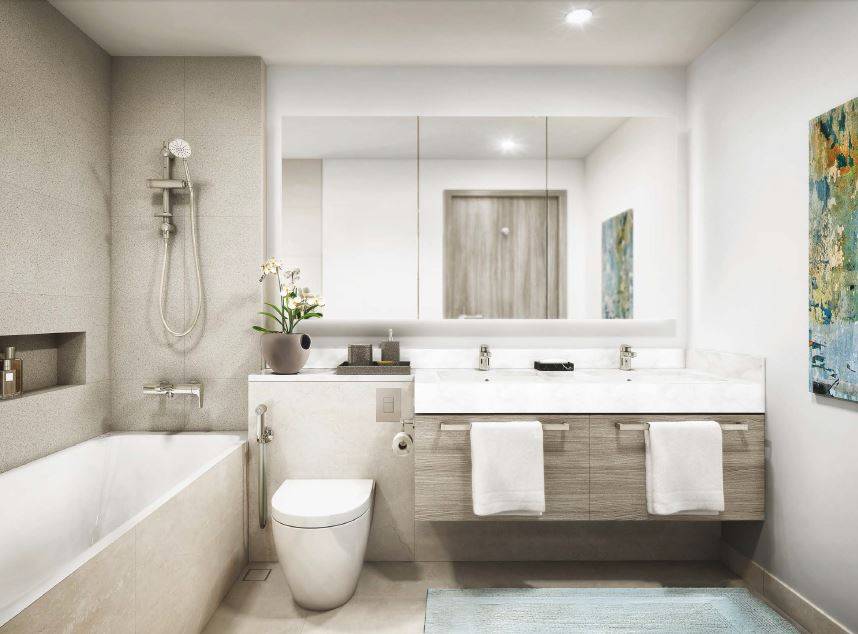 emaar creek horizon apartment interiors6