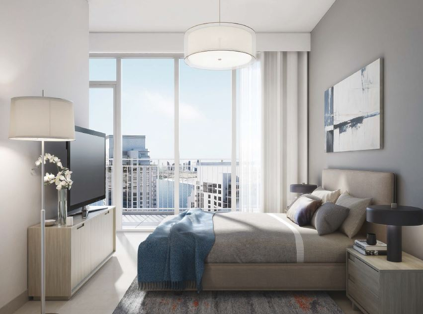 emaar creek horizon apartment interiors8