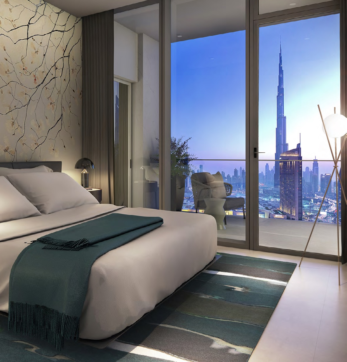 emaar downtown views 2 apartment interiors4