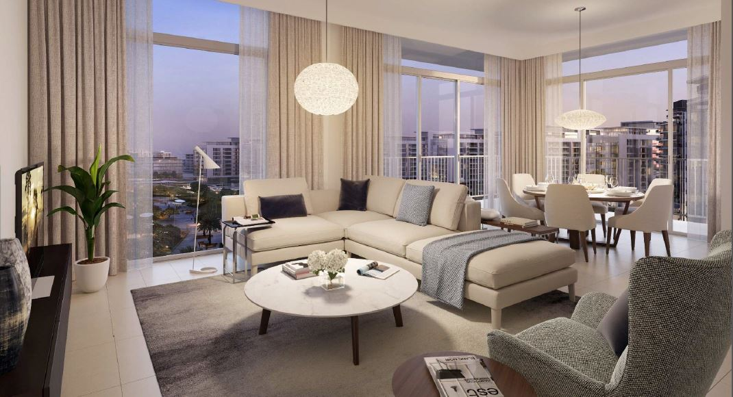 emaar park ridge apartment interiors7