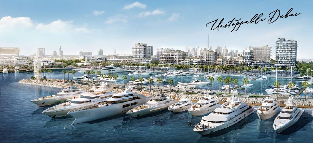 emaar seashore amenities features9