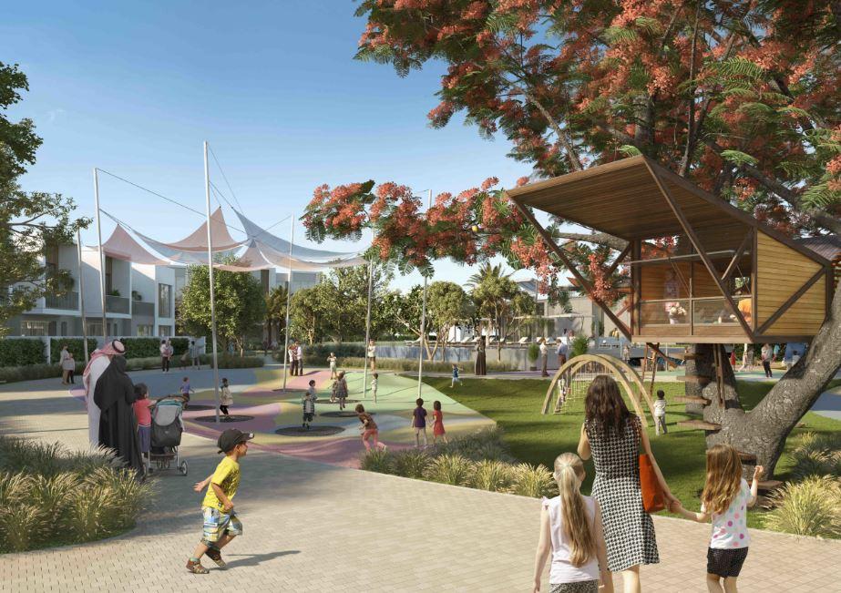 emaar spring project amenities features2