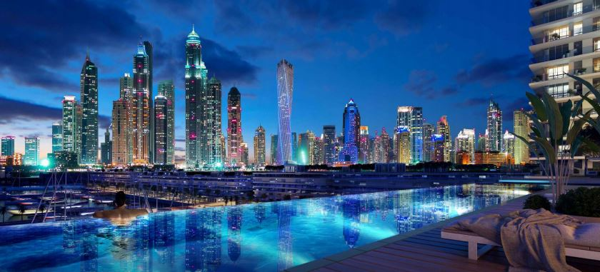 emaar sunrise bay amenities features5