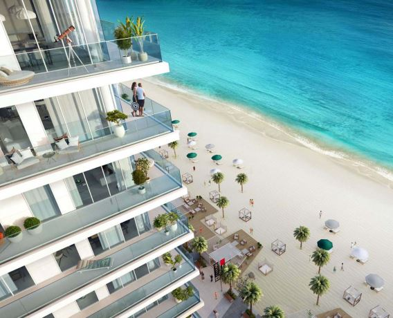 emaar sunrise bay amenities features6