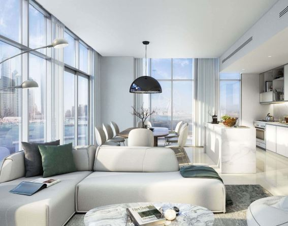 emaar sunrise bay apartment interiors7