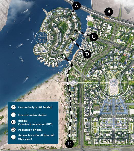 emaar vida residences master plan image8