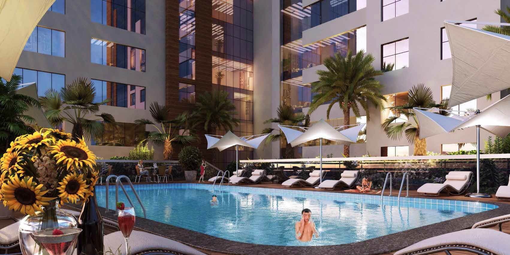 farishta serviced apartments amenities features9
