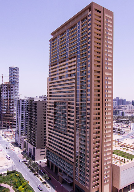 ghalia tower project tower view2