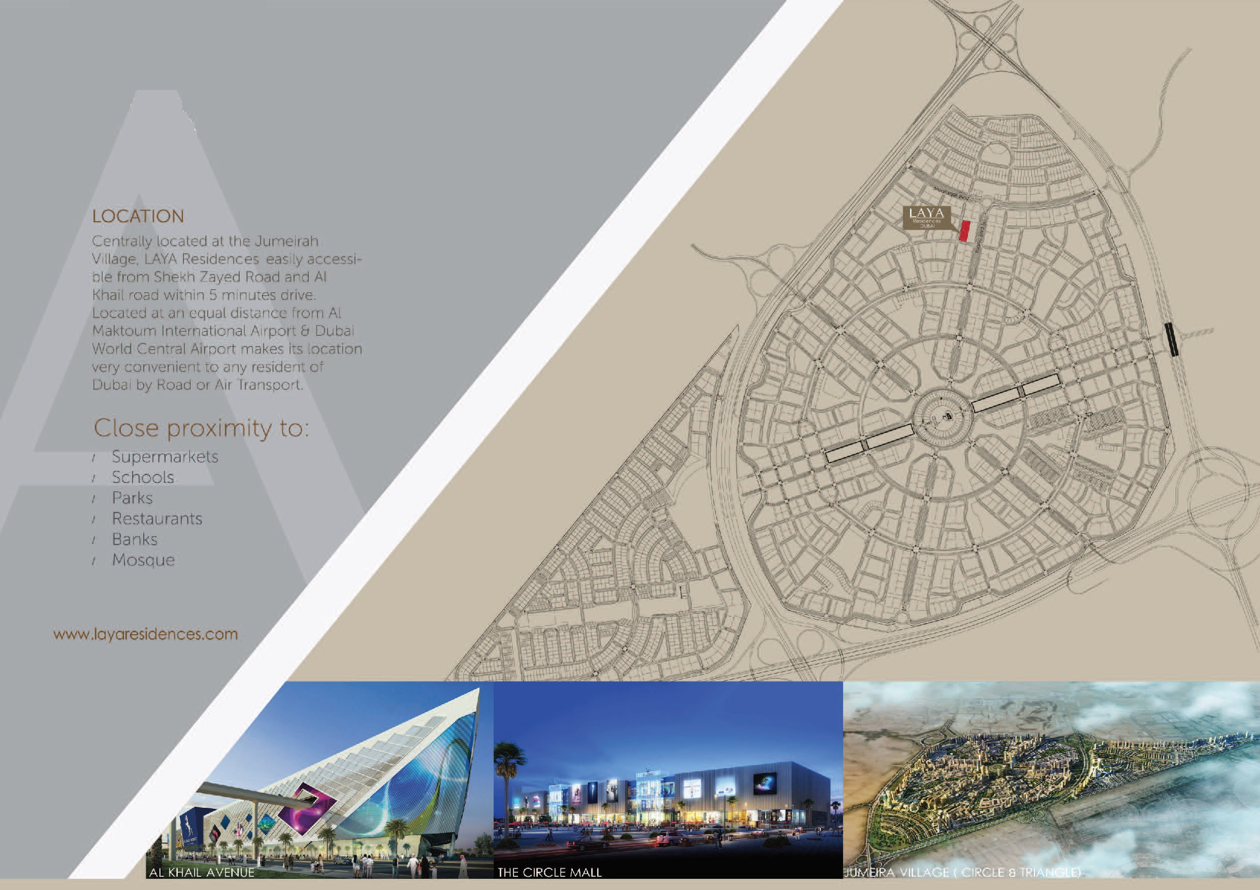 laya residences location image6