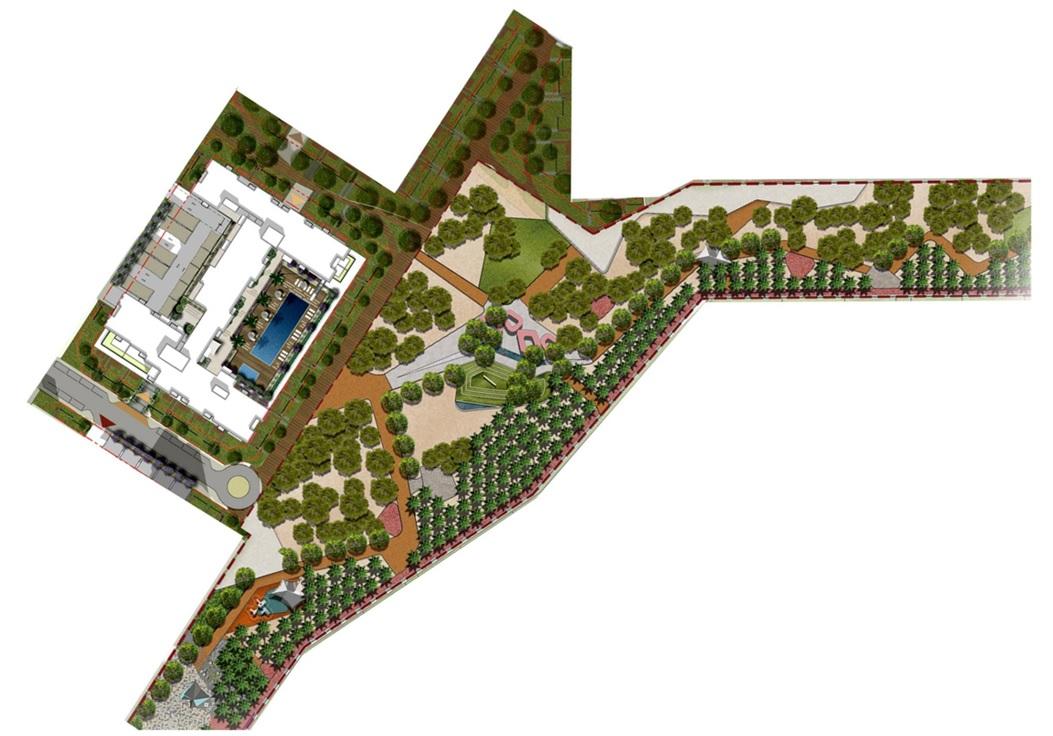 mudon views project master plan image1