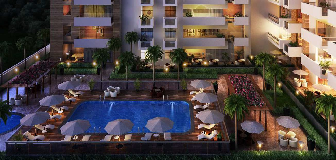 shaista serviced apartments amenities features10