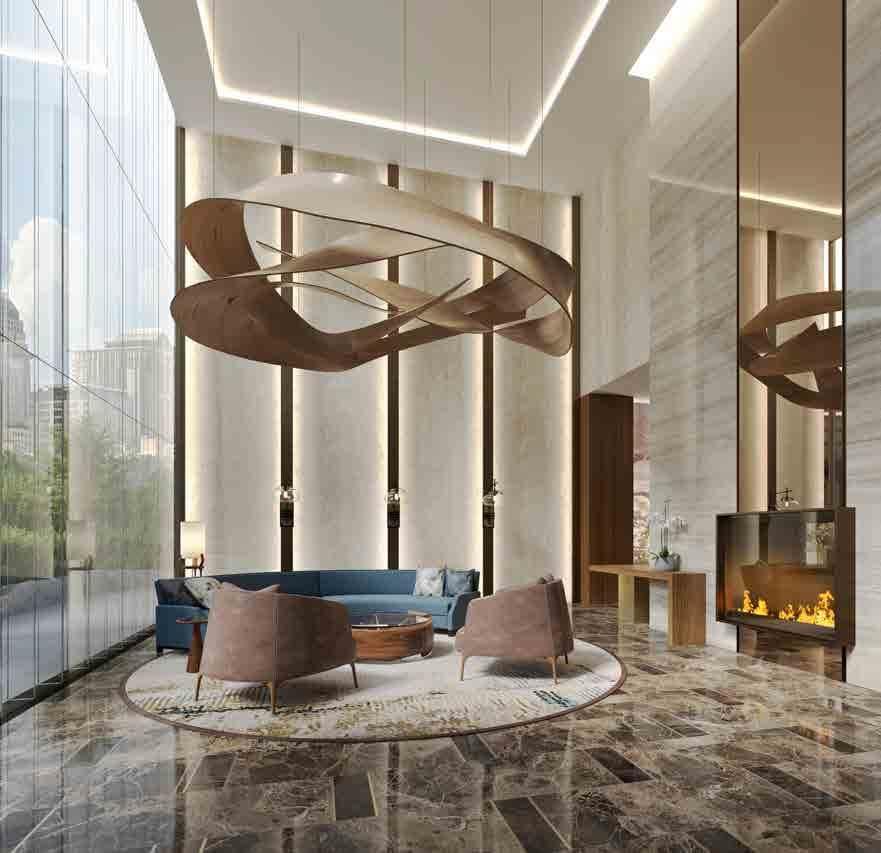 the address residences dubai opera apartment interiors14