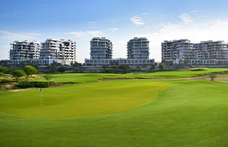 trinity by damac project amenities features1