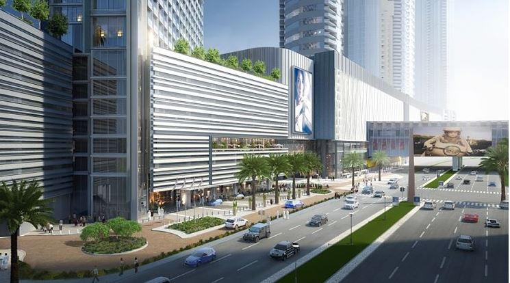 vida dubai mall apartments amenities features4