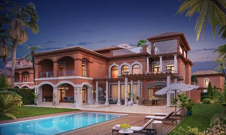 22 Carat Sapphire Villas Palm Jumeirah Flagship