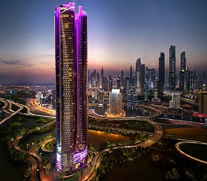 Damac Towers By Paramount Hotels and Resorts Flagship