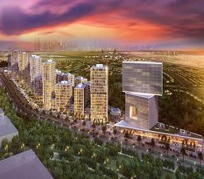 Deyaar Midtown, IMPZ, Dubai