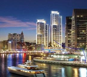 Emaar 52/42 Tower Dubai Marina Flagship