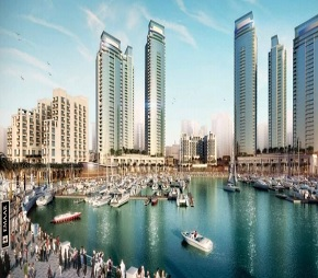 Emaar Dubai Creek Residences Flagship