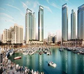 Emaar Dubai Creek Residences Flagship