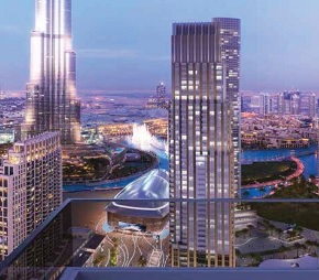 Emaar Forte, Downtown Dubai, Dubai