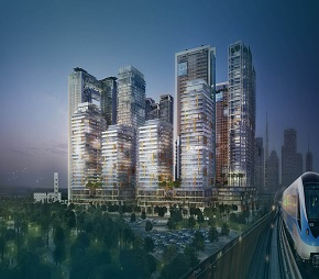 Wasl1 Park Gate Residences Tower A Flagship