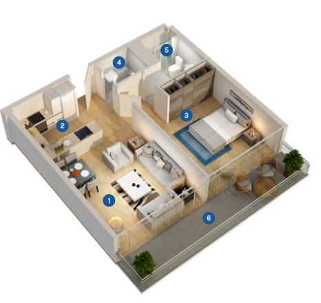 azizi aura apartment 1bhk 737sqft61