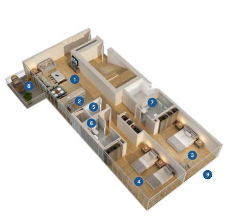 azizi aura apartment 2bhk 1227sqft81