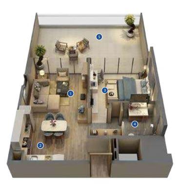 azizi riviera phase 3 apartment 1bhk 2083sqft81