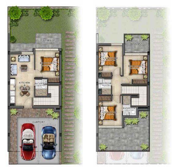 damac biela villas villa 4bhk 1783sqft31