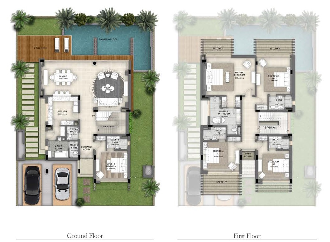 damac hills trump estate apartment 5bhk 4739sqft41