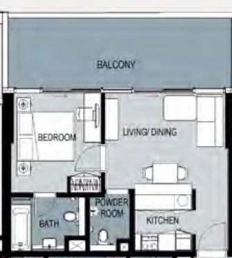 damac merano apartment 1bhk 770sqft31
