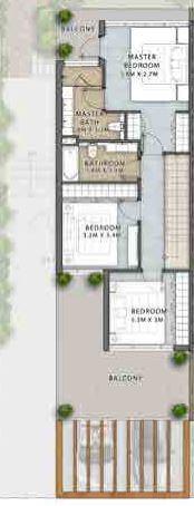 damac trump estates park residence apartment 4bhk 3505sqft31