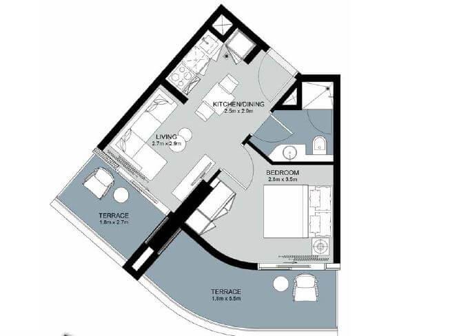 damac zada residences apartment 1bhk 529sqft11