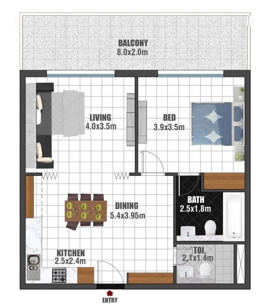 danube jewelz  apartment 1 bhk 859sqft 20202525152507