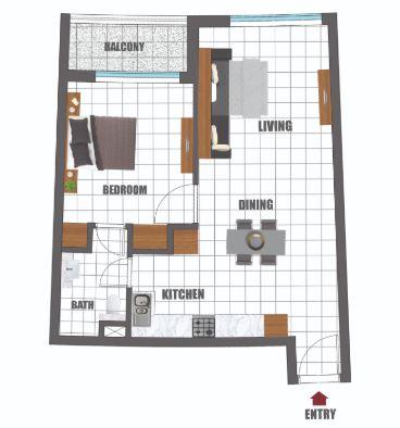 danube wavez apartment 1bhk 676sqft41