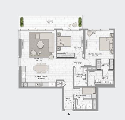 dp la vie apartment 2bhk 1515sqft41