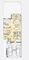 dp serena casa dora townhouse 3bhk 2271sqft71