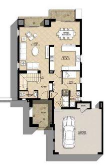 emaar azalea villas villa 3bhk 3052sqft91