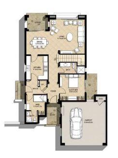 emaar azalea villas villa 4bhk 3362sqft91