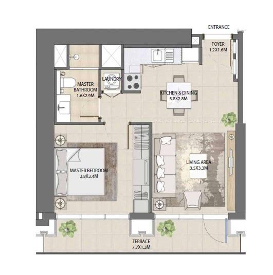 emaar burj royale apartment 1bhk 647sqft81