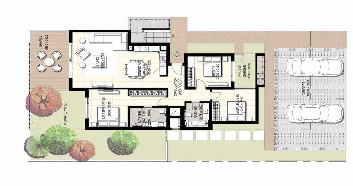 emaar urbana 3 townhouse 3 bhk 2324sqft 20202717102733