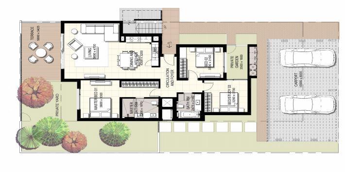 emaar urbana 3 townhouse 3 bhk 3377sqft 20202917102904