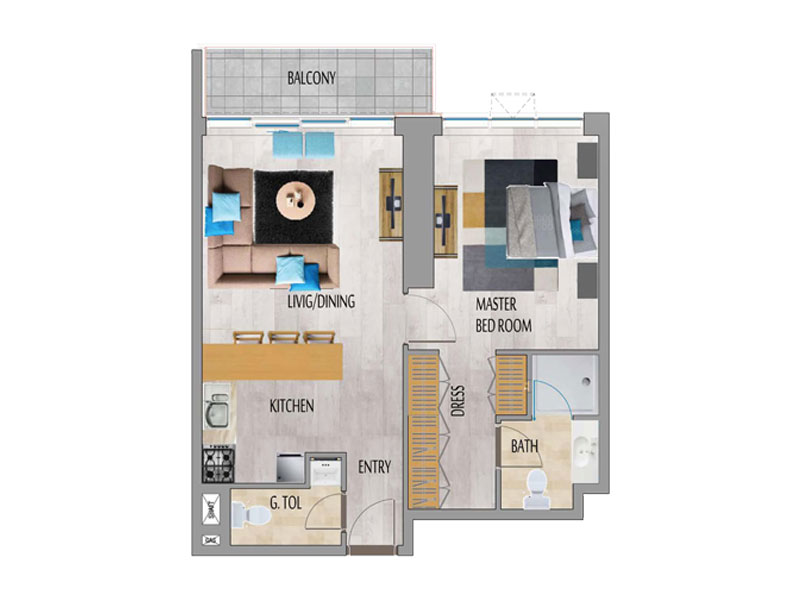 mag eye mbl residences apartment 1bhk 770sqft11