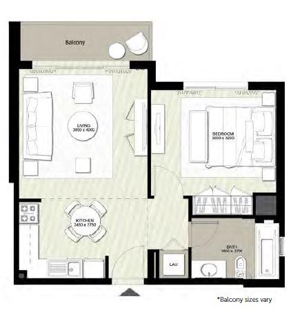 nshama town square rawda 2 apartment 1bhk 1137sqft61